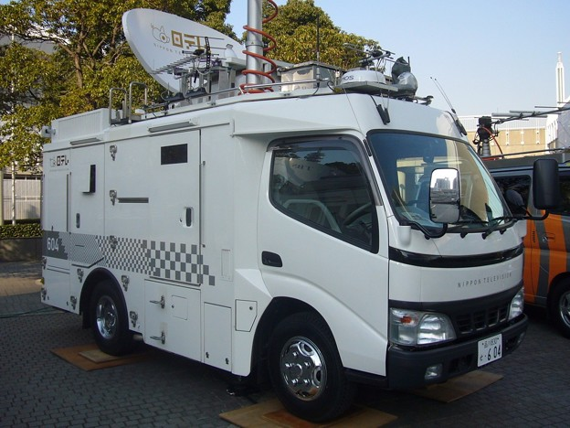 Photos: 345 日本テレビ 604