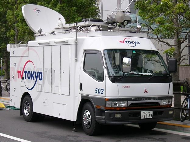 326 テレビ東京 502