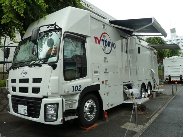 112 テレビ東京 102
