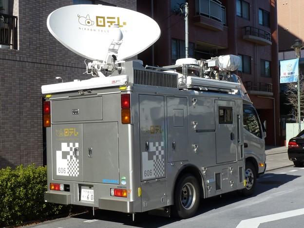 Photos: 363 日本テレビ 606