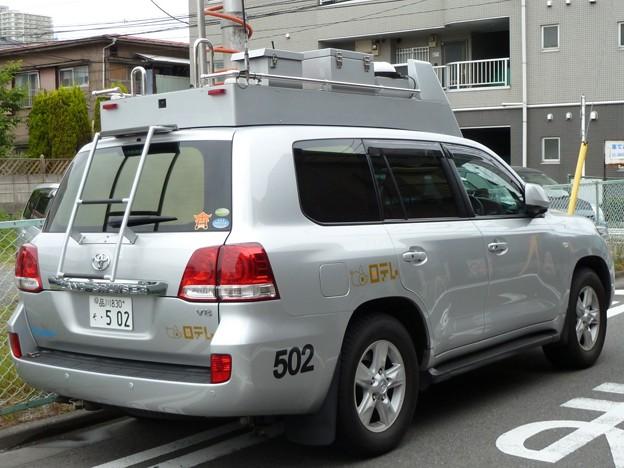 Photos: 528 日本テレビ 502