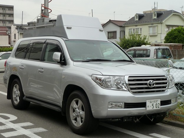 Photos: 521 日本テレビ 502