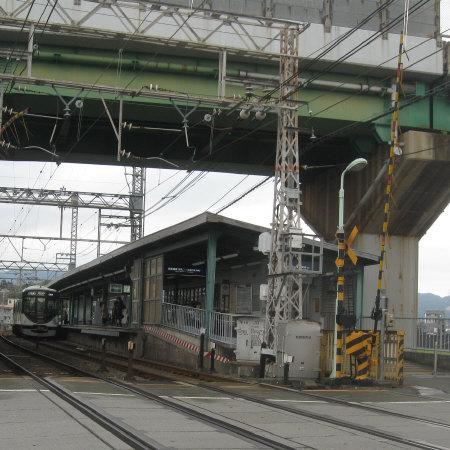 写真: 観月橋