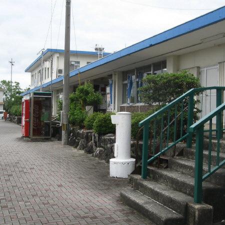 飯塚駅とアレ