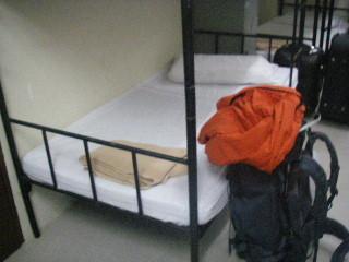 俺のベッド