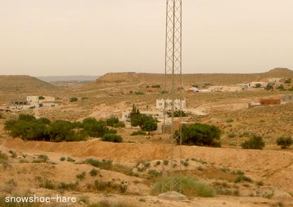 砂漠っぽい景色