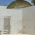 Photos: 廟の丸屋根
