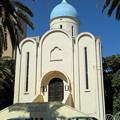 ギリシャ正教会っぽい建物