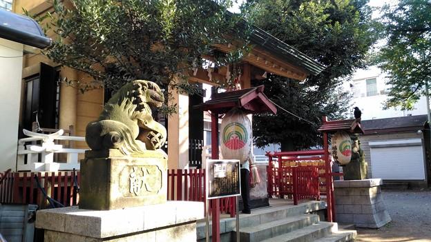Photos: 皆中稲荷神社10