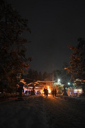 160115雪の参道