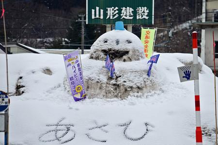 160227雪だるま