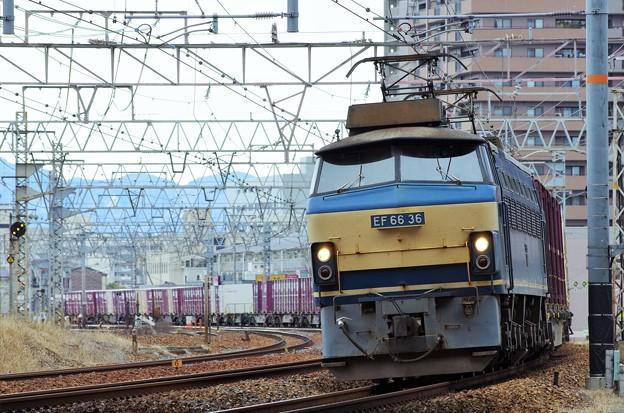 Photos: ゼロロク牽引 5070レ IMGP5586