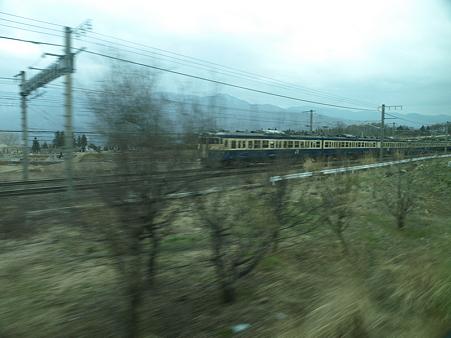 小海線キハE200の車窓5