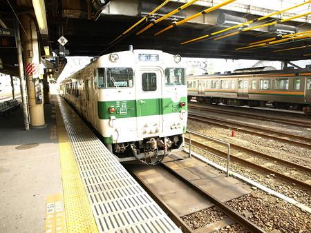キハ40烏丸線(宇都宮駅)7
