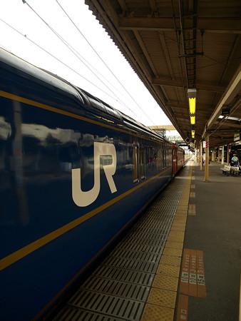 EF81+24系客車 北斗星(宇都宮駅)13