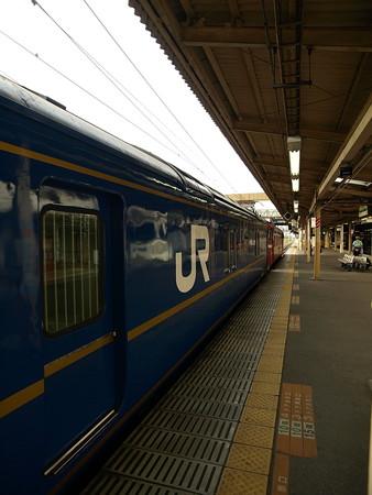 EF81+24系客車 北斗星(宇都宮駅)14
