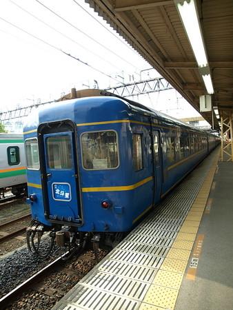 EF81+24系客車 北斗星(宇都宮駅)19