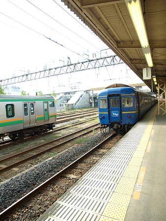 EF81+24系客車 北斗星(宇都宮駅)24