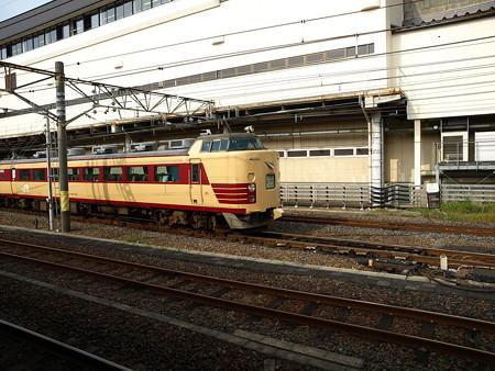 485系快速フェアーウェイ(宇都宮駅)3
