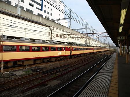 485系快速フェアーウェイ(宇都宮駅)6