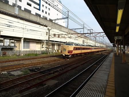 485系快速フェアーウェイ(宇都宮駅)8