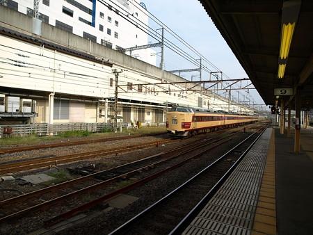 485系快速フェアーウェイ(宇都宮駅)9