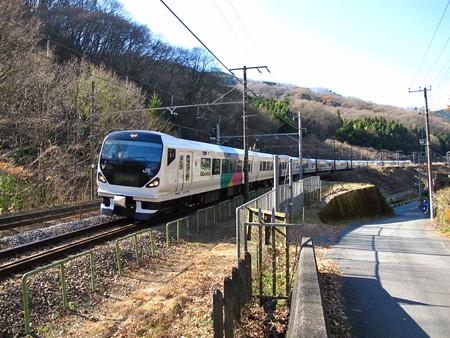 E257系(高尾界隈)