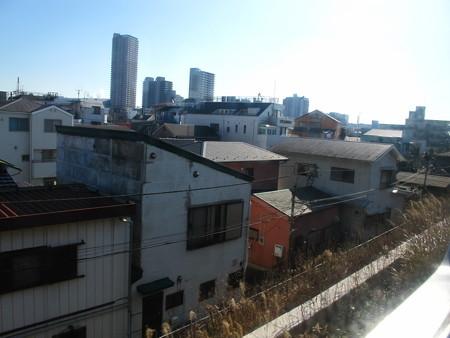 大口→東神奈川の車窓1