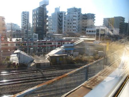 大口→東神奈川の車窓3