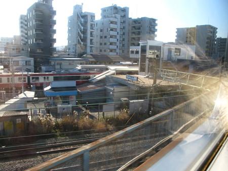 大口→東神奈川の車窓4