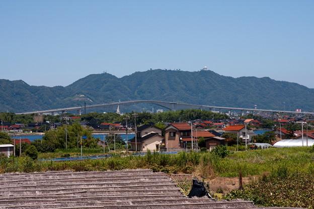 江島大橋全景