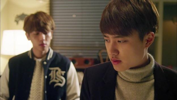 韓国ドラマ EXO NEXT DOOR~私のお隣さんはEXO