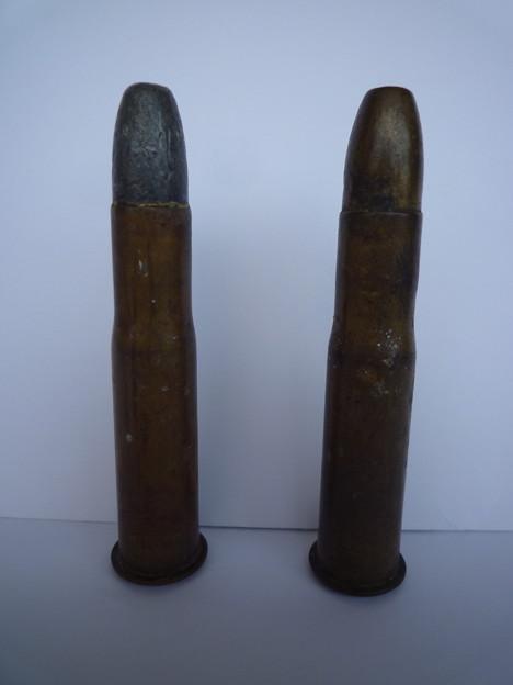 ライフル薬莢 イエメン  Cartridge ,Yemen