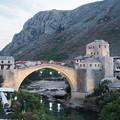 Photos: モスタルの象徴の橋スターリ・モスト Stari Most