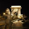 Photos: ブダペストのくさり橋 Chain Bridge over  Danube River