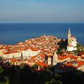 Photos: ピランの町並み Panorama of Piran