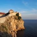 """写真: """"アドリア海の真珠"""" """"Pearl of the Adriatic""""        *長月の アドリア海の 真珠かな"""
