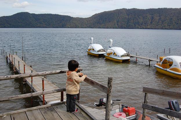 ボート乗りたいな
