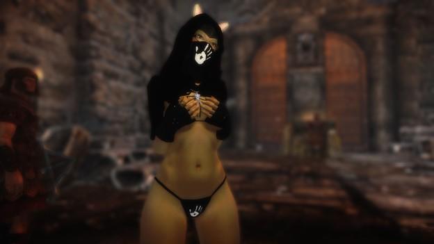 SexyDarkBrotherHoodClothes(UNP)