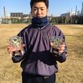 Photos: 2015年打点王・盗塁王