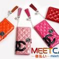 Photos: シャネル ブランドiPhone6 専用 革製カバー