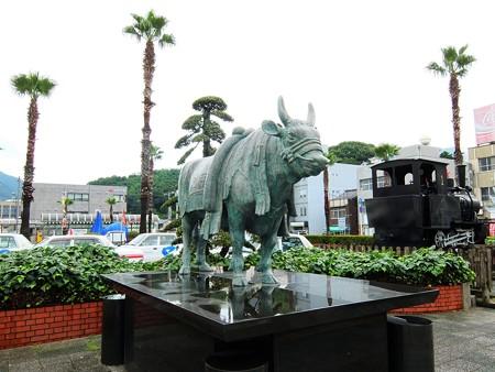 終着駅宇和島09 闘牛