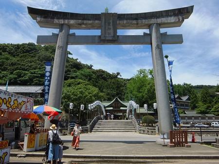 和霊神社16 石造りでは日本一