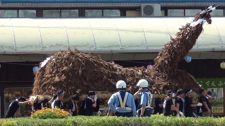 宇和島牛鬼パレード(3)
