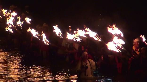 和霊大祭2015 走り込み15 神輿登場1