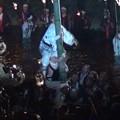 Photos: 和霊大祭クライマックス 御幣取り 一人目1