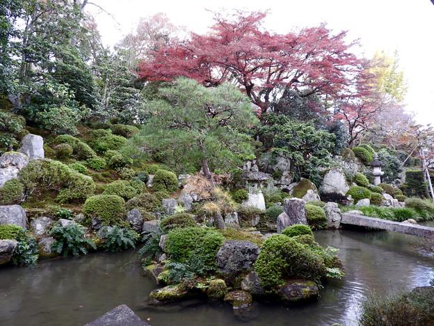 滋賀院門跡07 小堀遠州庭園