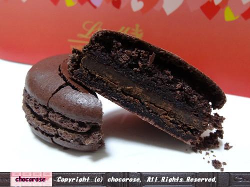 デリース・エキストラダークチョコレート
