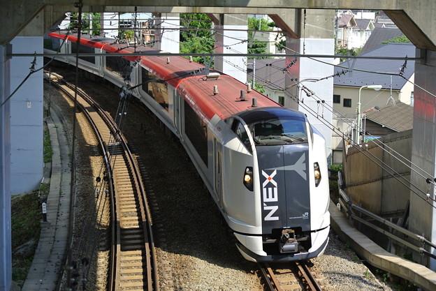 横須賀線 259系NEX