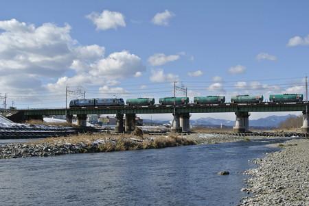 中央線多摩川橋梁